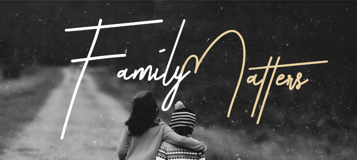 Family Matters Facebook Banner
